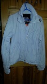 White Superdry size small