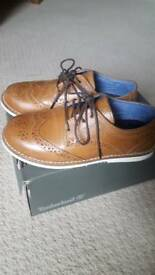 Next size 12 brogues