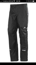 Adidas tour spray waterproof trousers