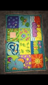 Tiny Love Super Mat. Baby Play Mat In Very Good Condition,Hardly Used. Size:100x150cm.