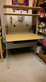 Desk/Workstation - IKEA Fredrik Workstation