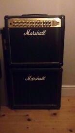 MARSHALL AVT 150 GUITAR AMP AND CAB