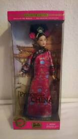 Princess of China Barbie
