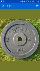 Olympic Weight Plate 20kg