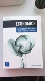Economics N. Gregory Mankiw and Mark P. Taylor 4th edition