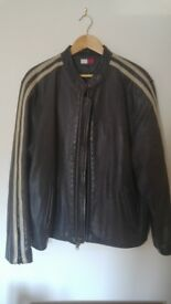 Tommy Hilfiger leather jacket As worn by Mel Gibson - Lethal Weapon film