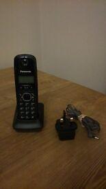 Panasonic phone and charger