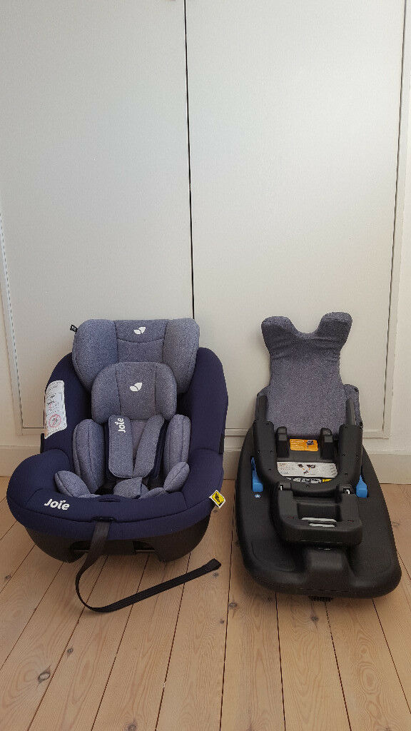 joie i anchor advance car seat and iso fix base 0 4 years in brighton east sussex gumtree. Black Bedroom Furniture Sets. Home Design Ideas
