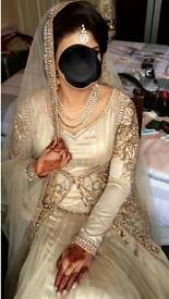 Indian/Asian wedding dress