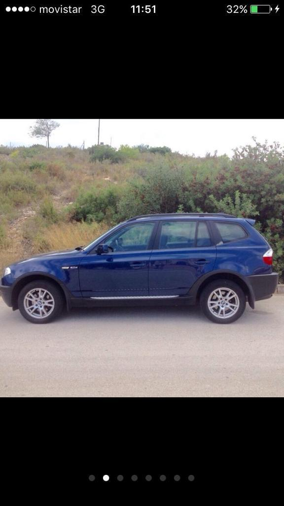 BMW X3 2.0 d Se 6 speed 2004 | in Bramley, West Yorkshire | Gumtree
