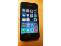 iphone 4, Vodafone network cracked working perfect 16GB black