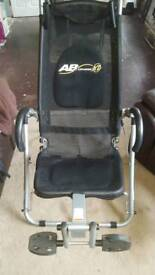 AB xl exercise chair