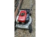 Large Honda lawnmower ( spares or repairs )