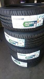 205/55R16 NEW SUMMER TIRES / No Tax to Pay on Top !