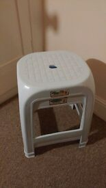 2 Plastic Chairs / Stools - VERY CHEAP