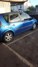 Service history from 2010, MOT 8 months, Smart key fob, Automatic, good runner.