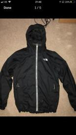 North face quest jacket mens size small