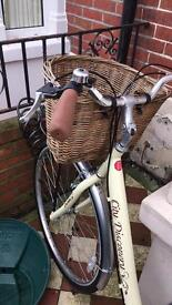 Ladies Basket Bike