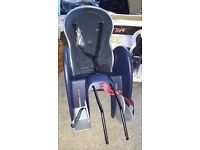 toddler seat for adult bike ( new)