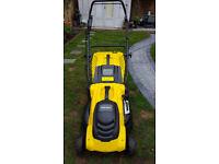 Precision 1800w Lawnmower