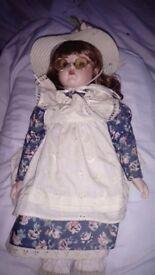 Porcelain doll for sale