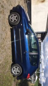 Peugeot 206 *55000 miles* needs small repair