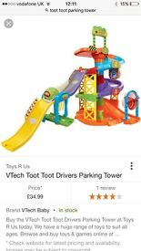 Vtech toot assortment
