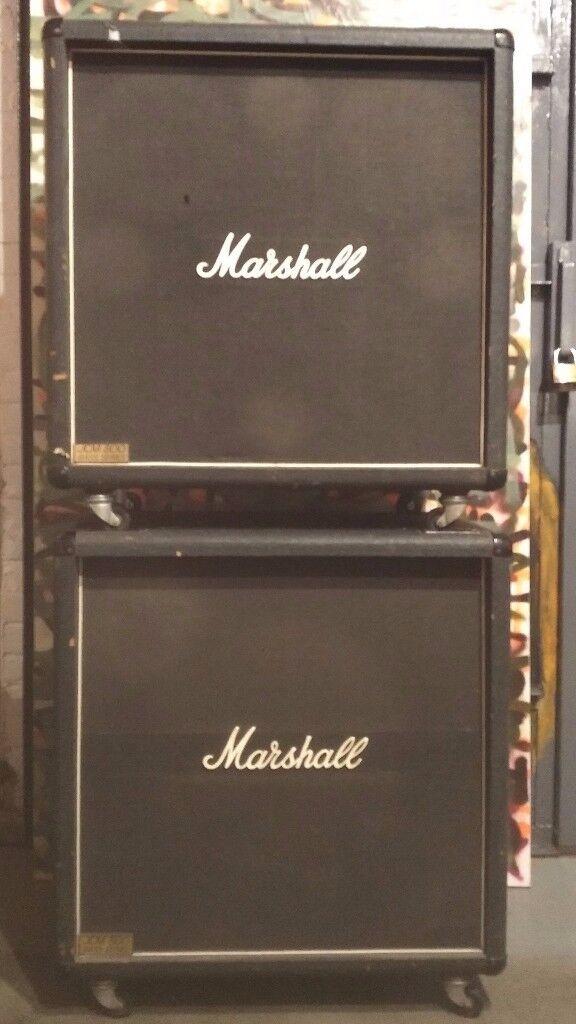 marshal jcm800 bass series cabinets