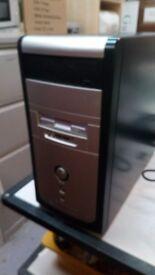 Desktop pc computer amd dual core