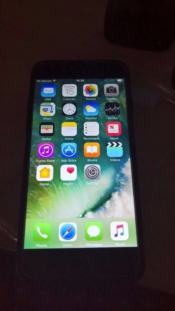 Iphone 7 128GB Jet Black good condition swap FOR IPHONE 6 6S 7 PLUS MODELS PLUS CASHin Armagh, County ArmaghGumtree - IPhone 7 128GB jet black on O2 phone is in good condition fully working on iOS 10.3.2 IPhone 7 would swap foe 7 plus 128gb unlocked or iPhone 6s plus or 6 plus plus cash IPhone 6s 128gb unlocked plus £120 IPhone 6 128gb unlocked plus £100 Meet in...
