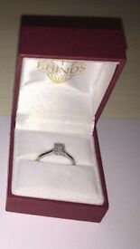 F.HINDS - Diamond engagement ring bought last week
