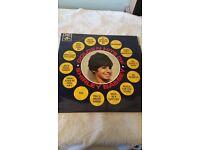 Golden Hits of' SHIRLEY BASSEY vinyl LP record Columbia