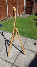 "Winsor & Newton Wooden Easel: ""Dart Sketching Easel"" worth £20 -Like New"