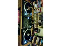 Dj decks/turntables
