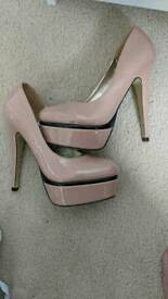 Heels miss guided