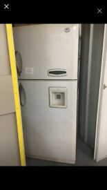 Family fridge with freezer Bargain price hurry up