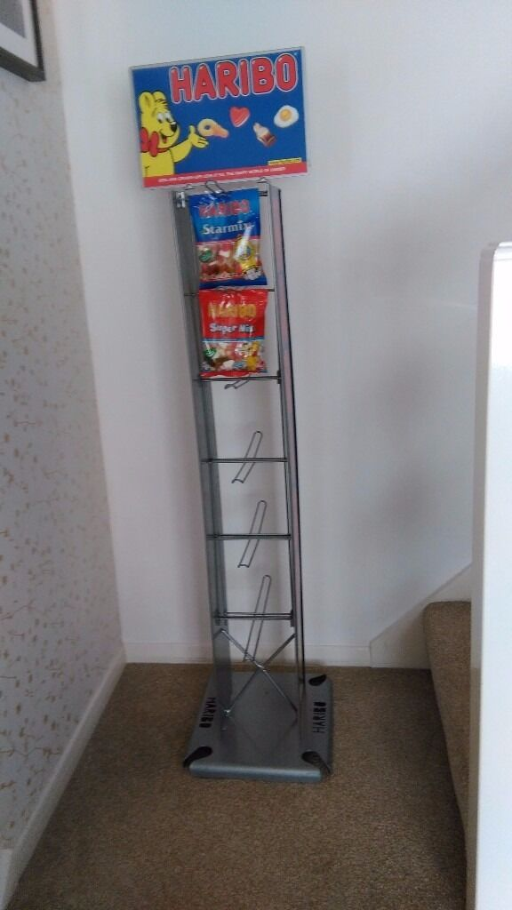 Exhibition Stand Gumtree : Haribo sweets display stand holds approximately bags