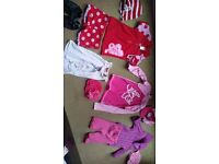 Generous Baby Girl Clothes and Shoes Bundle