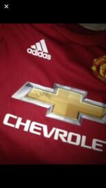 Manchester United Kits 3-6 months