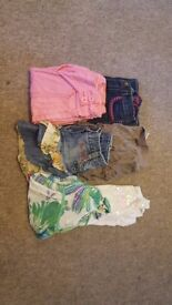 Girls age 4 years clothes bundle
