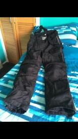 Medium motorbike trousers (BNWOT)