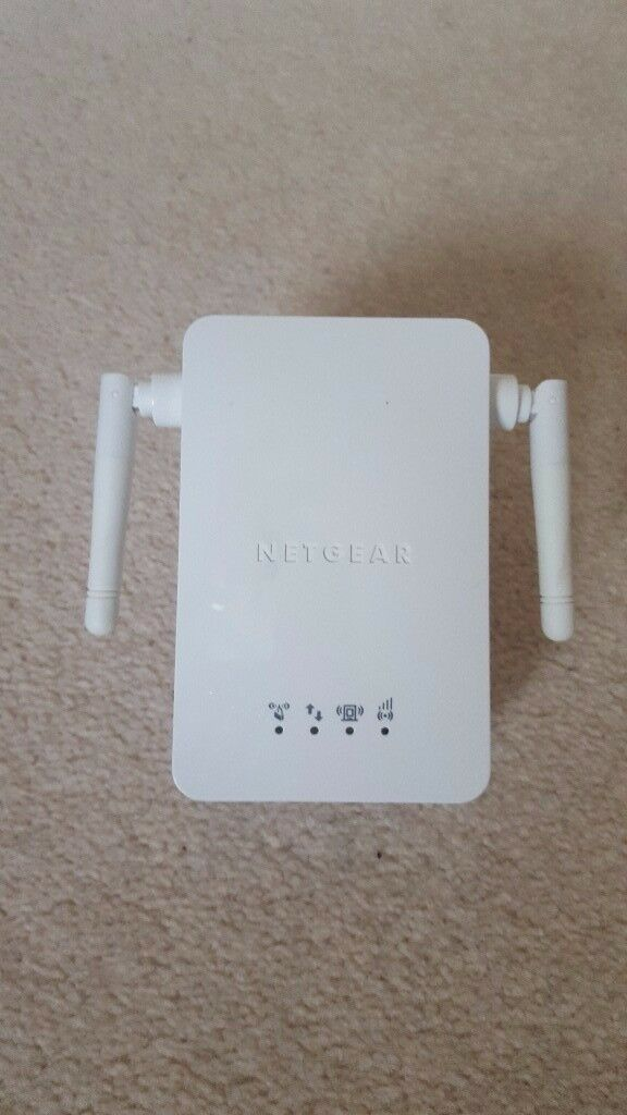 Netgear WN3000RP V1H2 Wireless Network Extender, latest firmware ...