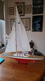 GUENTHER ALBATROS MODEL YACHT
