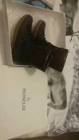 Mens original Moncler boots