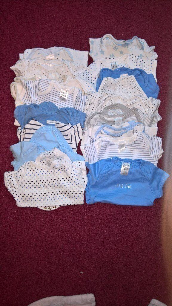 newborn to 1 month baby vests clothes for boy cute outfits