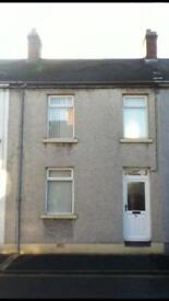2 bedroom house to rent Portadown £95/week