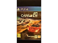 Project Cars 2 PS4. mint condition £30