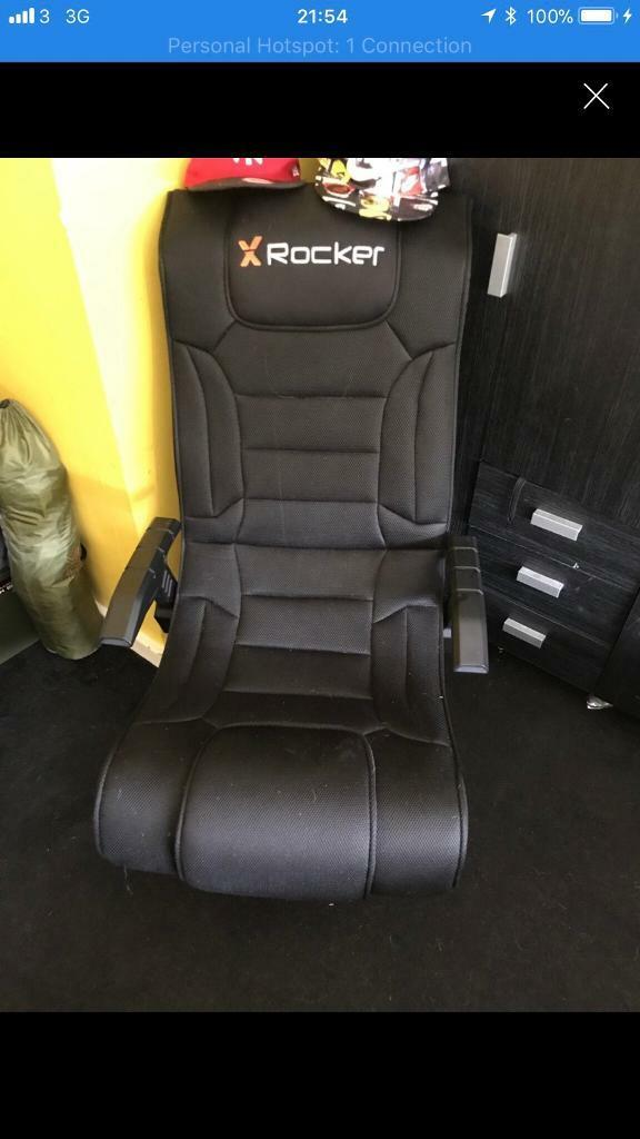 Xrocker Game chair