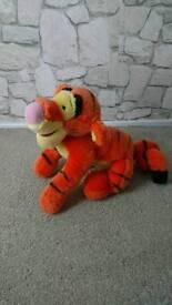 Winnie the pooh TIGGER soft toy 40cm