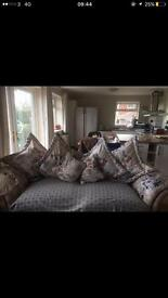 3 piece Sofa free to collector - billingham